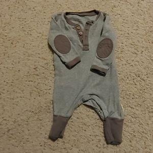 Burts Bee's Baby footless jumpsuit, newborn